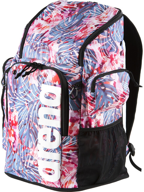 arena Team 45 Backpack mosaic palm blue-pink